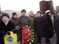 В память о защитниках Ленинграда